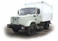 ЗИЛ-433112 фургоны