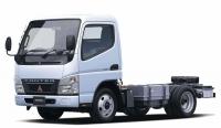 Шасси Mitsubishi Fuso CANTER  FE85D(E/G/H/J)
