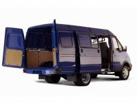 Фургон ГАЗ-2705  Газель Бизнес
