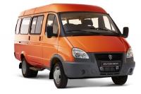 Микроавтобус ГАЗ-3221 Газель Бизнес