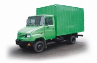Фургон на базе шасси ЗиЛ-5301Е
