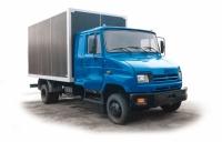 фургон на базе шасси ЗИЛ-5301K2