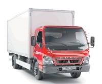 Фургон промтоварный на Шасси Mitsubishi Fuso CANTER FE85D