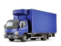 Фургон рефрижератор на Шасси Mitsubishi Fuso CANTER FE85D