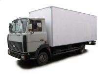 Фургон пормтоварный ЗУБРЕНОК (МАЗ-4370)