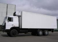 Фургон рефрижератор на Шасси МАЗ 6312