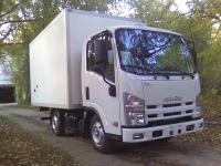 Изотермический фургон NLR85A