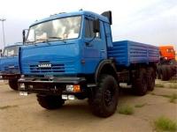 Бортовой на Шасси КАМАЗ 43114