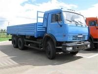 Бортовой на Шасси КАМАЗ 53228