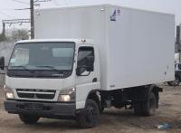Фургон на Шасси Mitsubishi Fuso CANTER FE85D